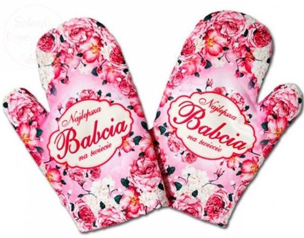 Rękawica Kuchenna Najlepsza Babcia na świecie