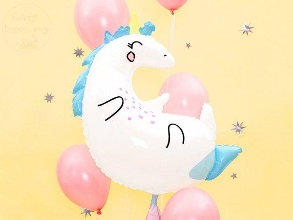 Balon foliowy JEDNOROŻEC 70x75 cm