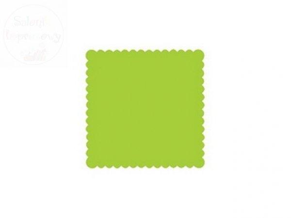 Serwetki 1 warstw 15x15cm j.zielone 200szt