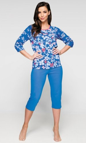 Piżama Regina 932 3/4 M-XL damska