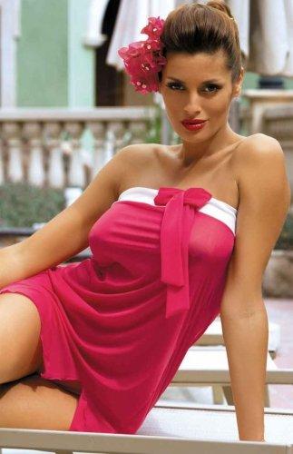 Tunika Mia Fresia M-241 Różowa (312)
