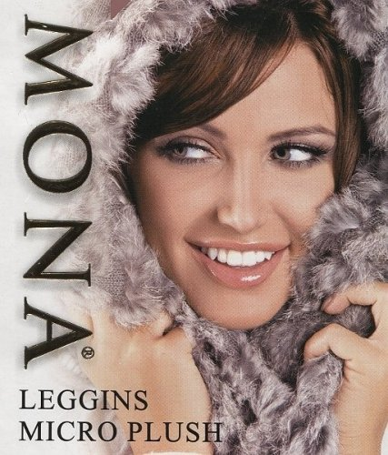 Legginsy Mona Micro Plush 200 den