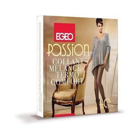 Rajstopy Egeo Passion Melange Termo Comfort 40 den