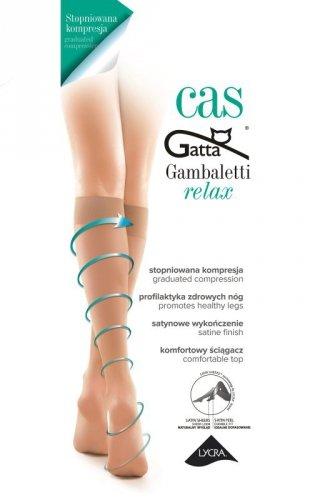 Podkolanówki Gatta Cas Relax