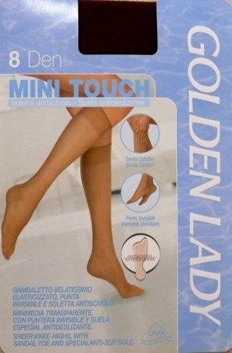 Podkolanówki Golden Lady Mini Touch 8 den