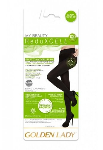 Rajstopy Golden Lady My Beauty Reduxcell 100 den