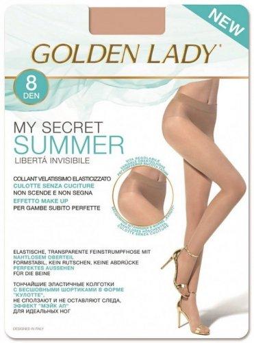 Rajstopy Golden Lady My Secret Summer 8 den