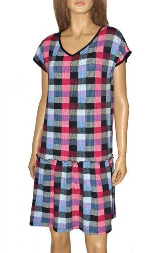 Koszula De Lafense 337 Eliane kr/r