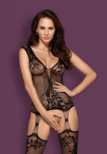 Bodystocking Obsessive F 221 S-2XL
