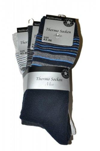 Skarpety WiK art.7021 Thermo Socken Men A'3