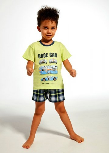 Piżama Cornette Kids Boy 789/68 Race Car kr/r 86-128