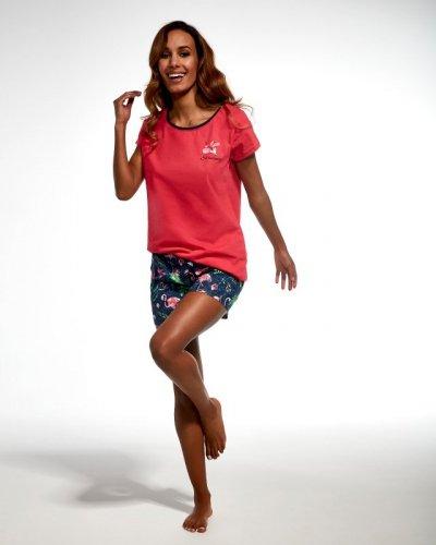 Piżama Cornette 665/149 So Beauty trzyczęściowa
