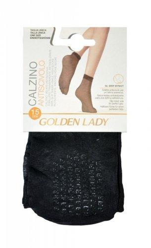Skarpetki Golden Lady 16G Antiscivolo ABS 15 den A'2