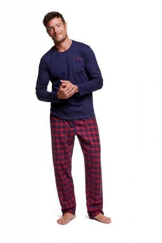 Piżama Henderson 37294 Ghost 2 dł/r M-2XL