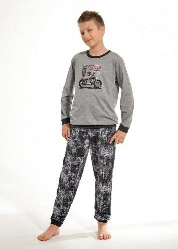 Piżama Cornette 966/101 dł/r Young Riders 134-164