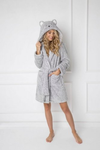 Szlafrok Aruelle Sweetbear Bathrobe