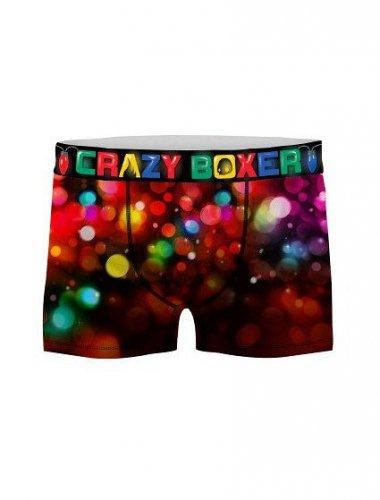 Bokserki Crazy Boxer Xmas ASS 1