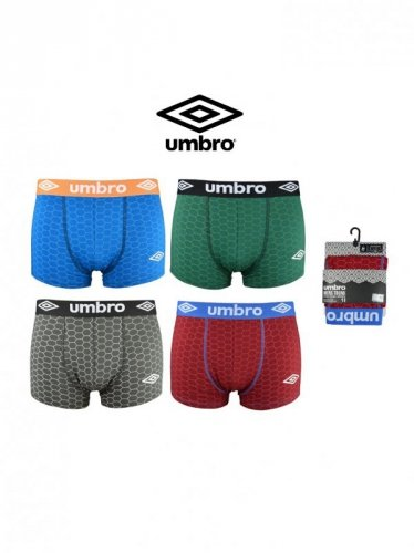 Bokserki Umbro UMUM0 208-71 Mens Trunk