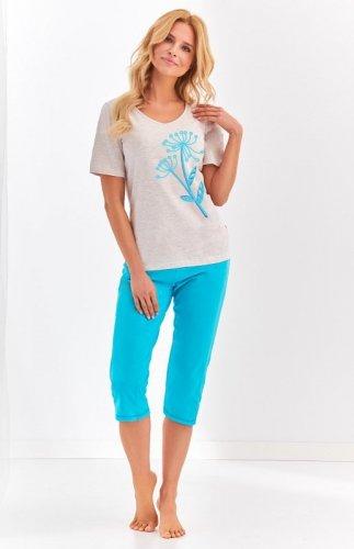 Piżama Taro Lila 2364 kr/r S-XL L'20