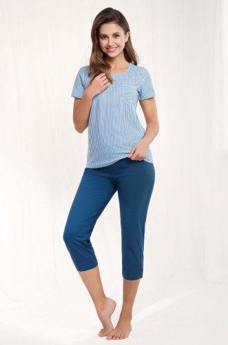 Piżama Luna 483 kr/r 3XL damska