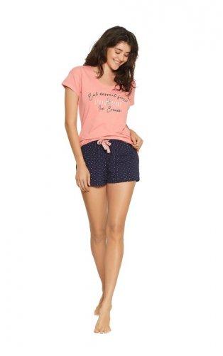 Piżama Henderson Ladies 38054 Fizzy Short