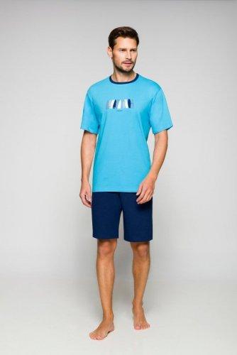 Piżama Regina 562 k/r M-XL męska