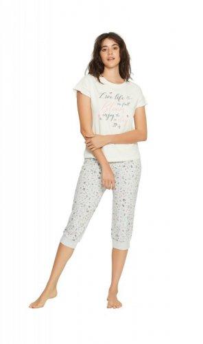 Piżama Henderson Ladies 38050 Favorite Long kr/r S-XL
