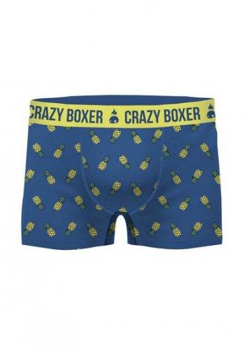 Bokserki Crazy Boxer Organic Cotton Ananas A'2