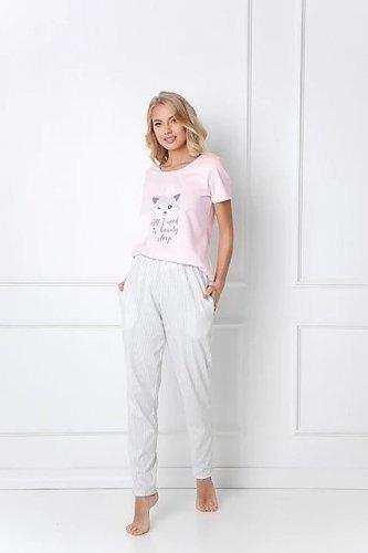 Piżama Aruelle Trixie Long