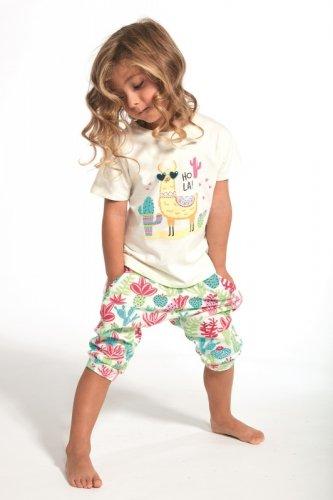 Piżama Cornette Young Girl 480/81 Hola kr/r 134-164