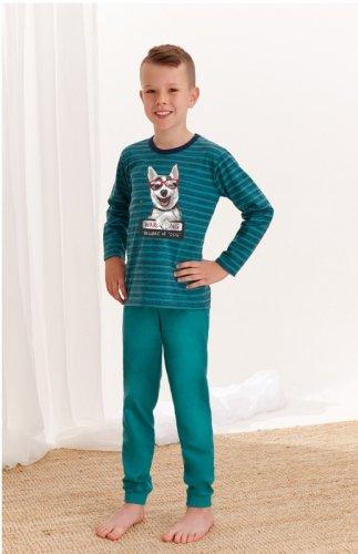 Piżama Taro Max 281 dł/r 122-140 Z'20