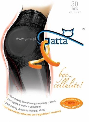 Rajstopy Gatta Bye Cellulite 50 den 5-XL