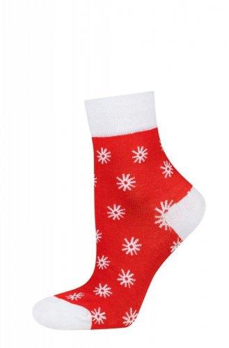 Skarpety Soxo 3155 Christmas Damskie