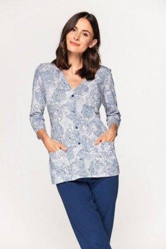 Piżama Cana 573 3/4 S-XL