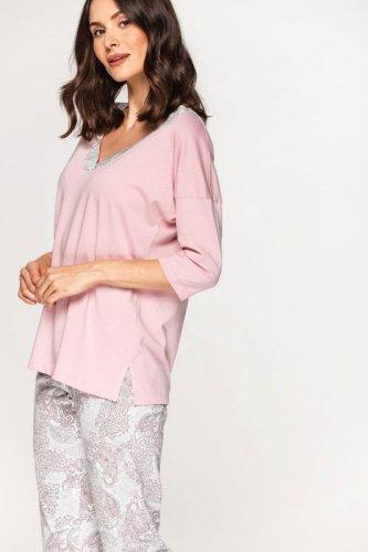 Piżama Cana 578 3/4 S-XL