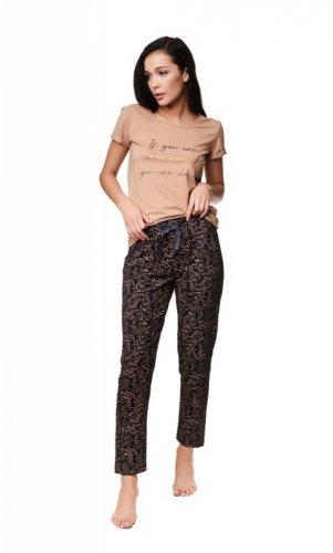 Piżama Henderson Ladies 39217 Zaylee kr/r S-XL