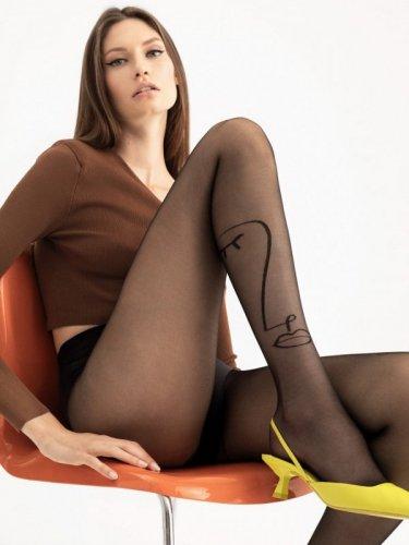 Rajstopy Fiore G 6024 Matisse 20 den 5-XL