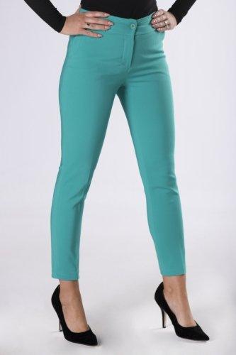 dopasowane spodnie typu cygaretki