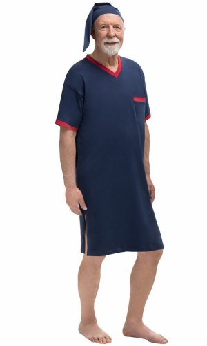 Koszula Martel 502 Gładka kr/r 3XL-5XL Sylwester I