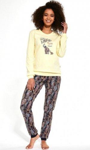 Piżama Cornette 671/259 Elephants dł/r S-2XL