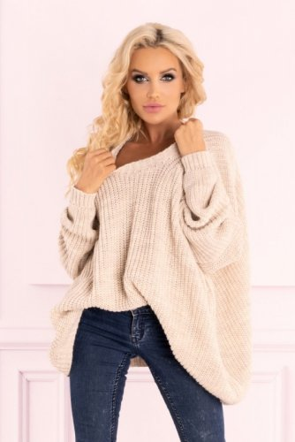 Sweter Amardanis Beige