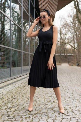Sukienka Meratin D07 Black