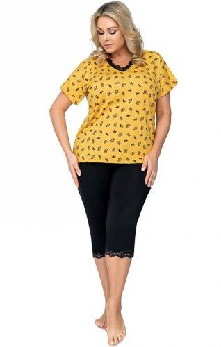 Piżama damska Donna Queen 3/4 Plus Size