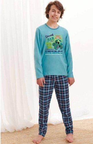 Piżama dziecięca Taro Leo 2339 146-158