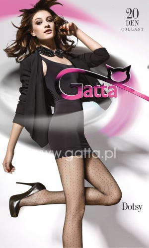Rajstopy Gatta Dotsy 01 20 den
