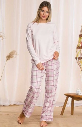 Piżama Key LNS 042 B21 2XL-4XL
