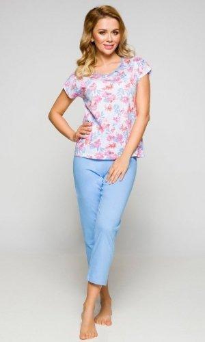Piżama Regina 921 kr/r M-XL damska