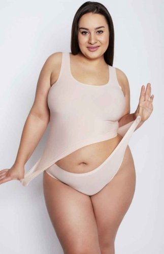 Figi Damskie Julimex Flexi-one Plus Size