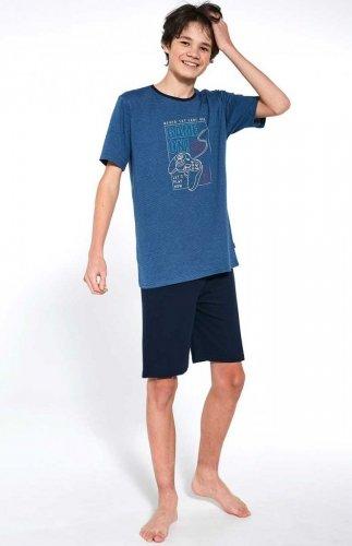 Piżama młodzieżowa Cornette F&Y Boy 519/36 Game On