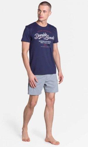 Piżama Henderson 38868 Laze kr/r M-2XL